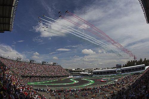 El GP de México, elegido mejor evento del año en la Fórmula 1