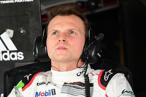Lieb dropped from Porsche LMP1 line-up for 2017