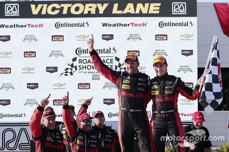 Action Express 1-2, Corvette take shock win in GTLM
