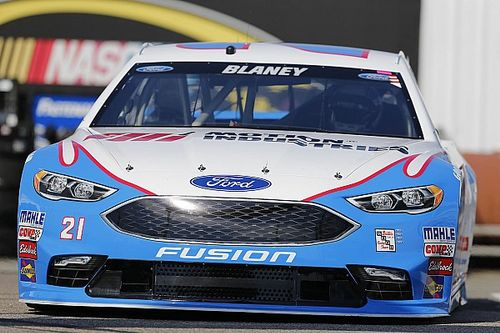 "Blaney won't make the Chase: ""We didn't even give ourselves a shot at it"""