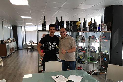 Isaac Vinales bergabung dengan SAG Racing Team