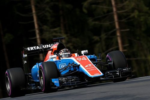 Wehrlein just 0.5 seconds away from penalty