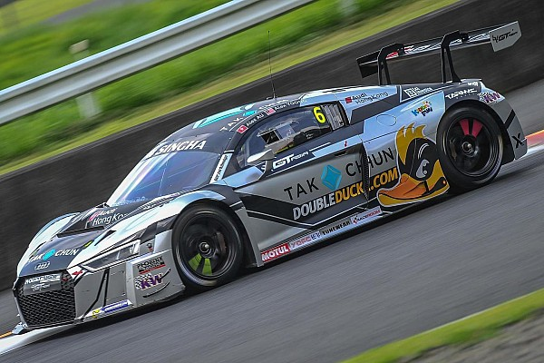 Asian GT Breaking News Audi Teams Offered Extra Incentive To Participate In  GT Asia