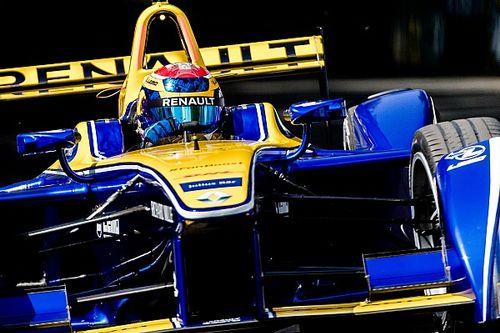 London ePrix: Buemi clinches title after first-lap di Grassi crash