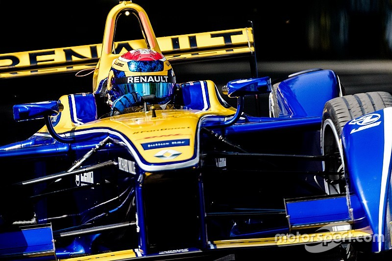 London ePrix: Buemi clinches title after first-lap di Grassi crash
