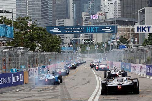 Momentum gathers for Zurich Formula E race