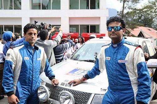 Rana and Tanveer win shortened Raid de Himalaya