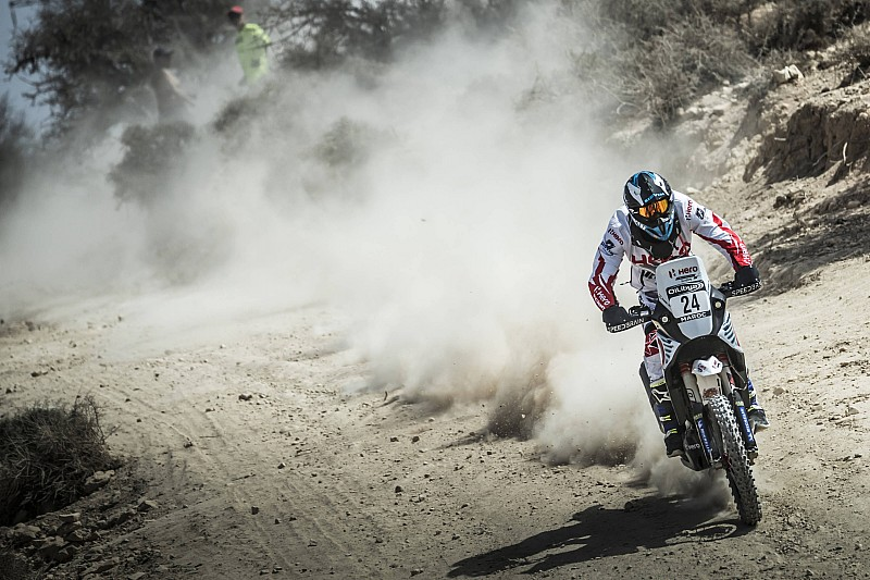 Morocco Rally, Leg 1: Santosh leads Indian riders, TVS Sherco among teams
