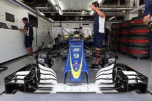 F1チームのガレージを解剖。ザウバーのピットツアー