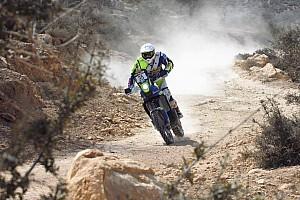 Cross-Country Rally Leg report Morocco Rally, Leg 4: TVS Sherco's Aravind retains lead, Santosh back