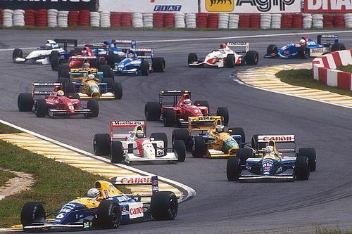 Mercedes nie powtórzy dominacji Williamsa z 1992 roku