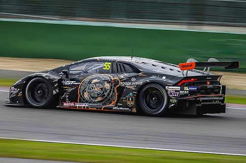 Liberati, Amici and Lamborghini are 2016 GT Asia Series champions