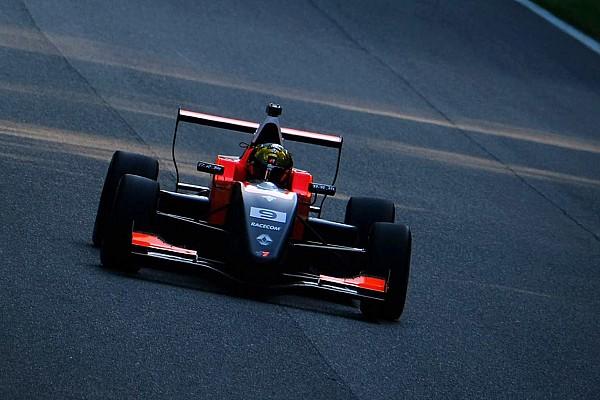 In Gara 2 Boccolacci coglie il primo successo a Monza