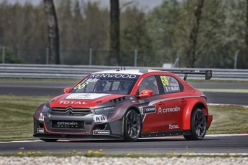 Masterly Muller secures pole for Citroën!