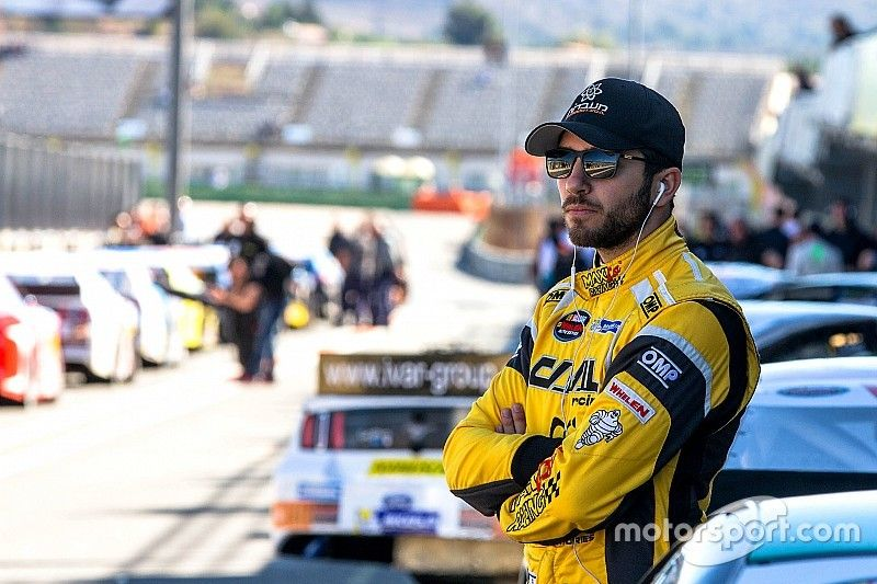 Alon Day picks up win to tighten up NASCAR Euro Series points race