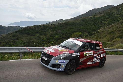 Suzuki Rally Cup: occasione per Peloso e Pollarolo in Salento