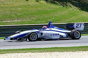 Dean Stoneman on gaining momentum and loving racing in America