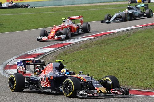 A mixed bag for Toro Rosso on Friday practice for the Russian GP