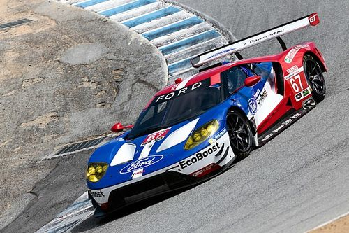 Ford GT scores first victory, as Shank Ligier earns Prototype win