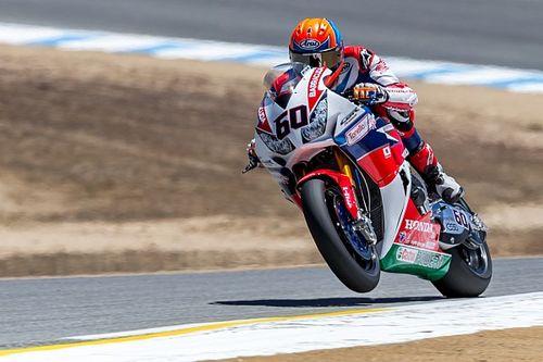 Honda rider van der Mark confirmed at Yamaha for 2017