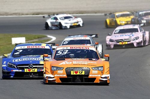 Summer break is over: Audi ready for final DTM sprint