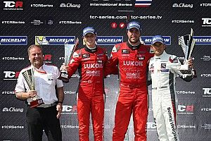 Team Craft-Bamboo reclaims drivers' championship lead with double win in Thailand