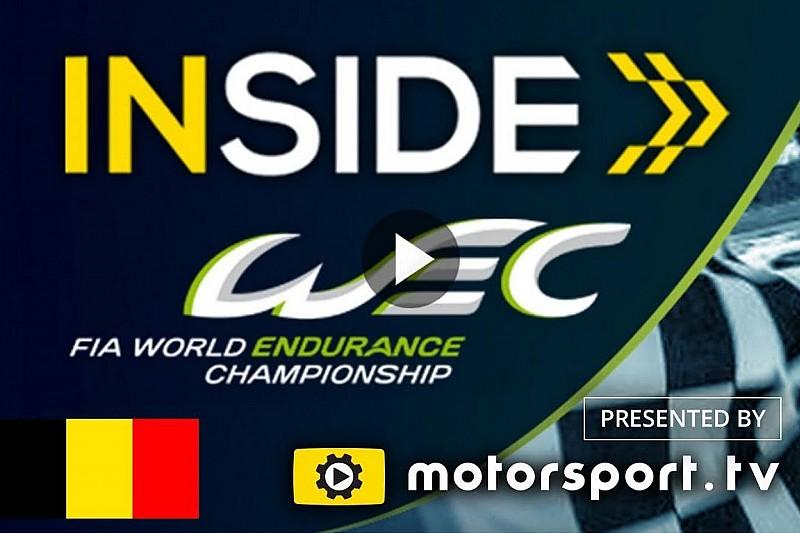 Vidéo Inside WEC - Présentation des 6 Heures de Spa