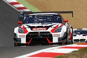 Buncombe targets Silverstone pace after Brands Hatch battle