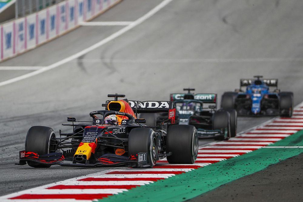Hasil FP1 F1 GP Inggris: Verstappen Tajam di Depan Duo Inggris