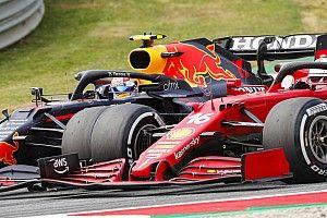 VIDEO: El doble incidente entre Leclerc y Pérez en Austria