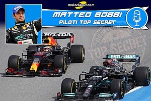 "Podcast, Bobbi: ""Verstappen e Red Bull, occasione sprecata"""
