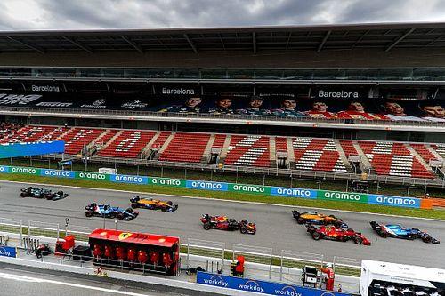 El GP de España de F1, menos audiencia que la anterior carrera gratis