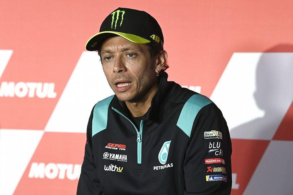 """Gaat Rossi bij VR46 racen? """"Dat wordt heel moeilijk"""""""