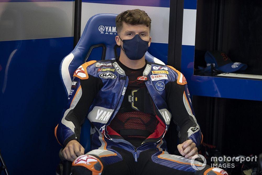 """代役ガーロフ、MotoGPで""""ロッシの隣""""は「不思議な気持ち」初体験アッセンにも不安はナシ"""
