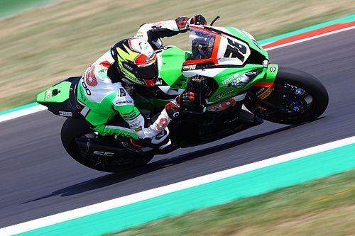 MotoAmerica rider Uribe takes vacant Pedercini WSBK seat