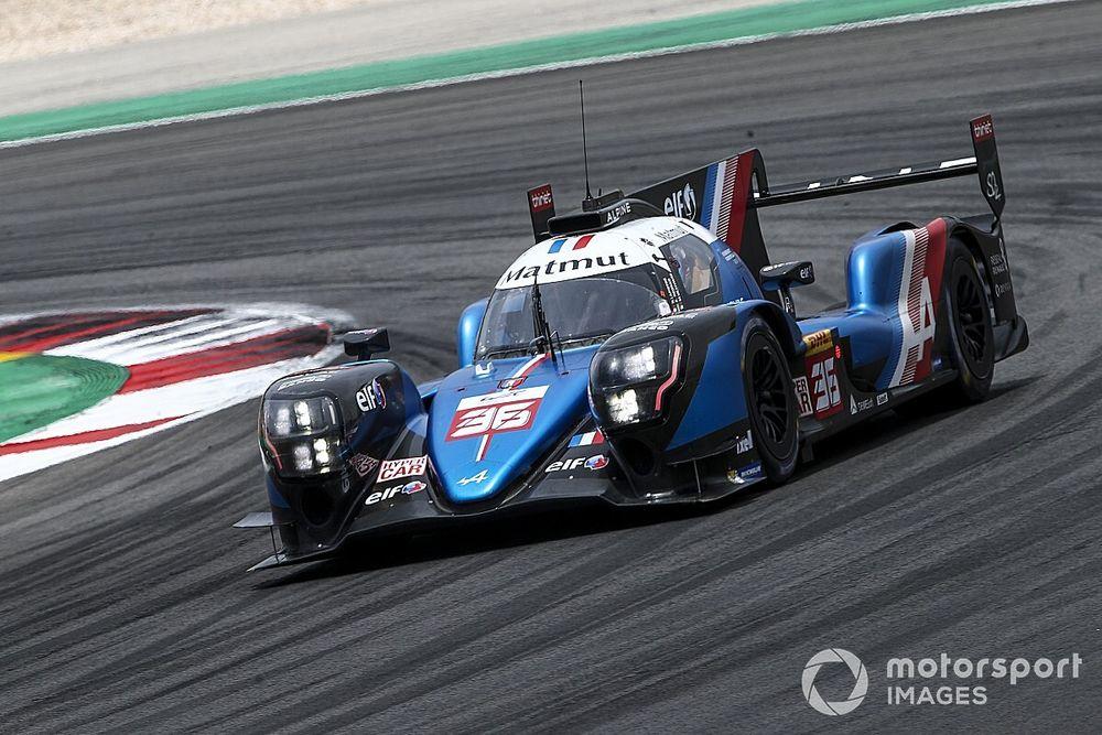 WEC: Alpine, Jota e Porsche in Pole Position a Portimao
