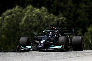 """F1 - Hamilton prevê mais dificuldades na Áustria: """"Será muito complicado vencer a Red Bull"""""""