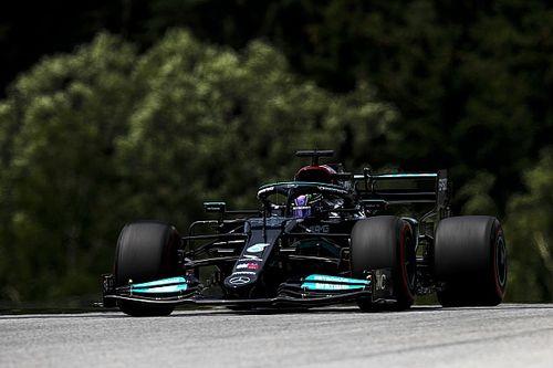 F1: Hamilton responde Verstappen e lidera o TL3 para o GP da Estíria