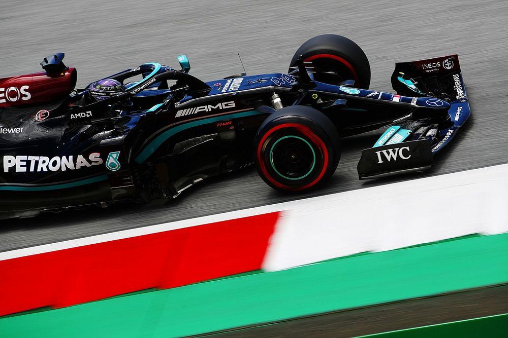 EL2 - Hamilton et Bottas devancent Verstappen