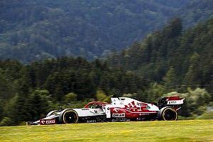 """Raikkonen: """"Trafik, Red Bull Ring'de işleri zorlaştırıyor"""""""