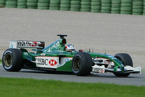 Opportunity of a lifetime: A fallen Indycar star's Jaguar F1 test