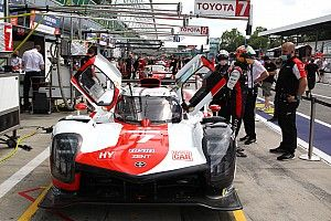 WEC, Monza, Libere 1: doppietta Toyota, Ferrari al top in GTE