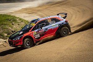 Solberg receives new Hyundai WRC challenge