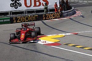 ルクレール、地元モナコでポールポジション獲得も、最終アタックでクラッシュ「壁に突っ込んで終わるなんてね」