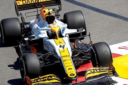 Norris le escribió a Sainz diciéndole que puede ganar Mónaco