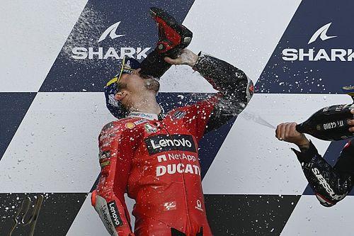 Miller: tal vez no sea el mejor piloto, pero espero seguir así