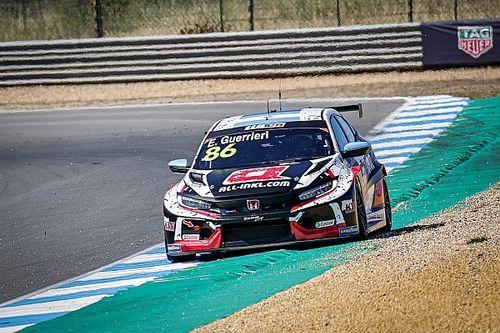 WTCR Estoril: Guerrieri heads Honda 1-2-3 in qualifying