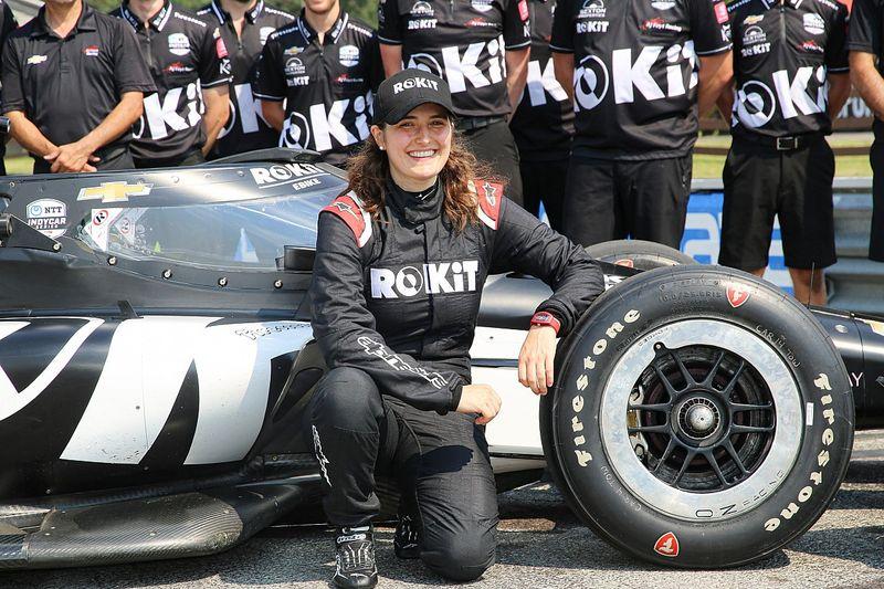 ThreeBond DragoCORSE、タチアナ・カルデロンのレース日記 第3回:日本に戻れぬ日々……インディカーも経験し、いざル・マンへ