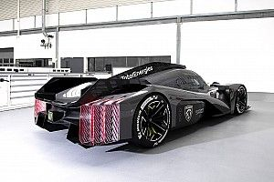 Peugeot confident of racing 9X8 Hypercar without rear wing