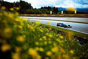 Lees terug: De tweede vrije training voor de F1 GP van Oostenrijk